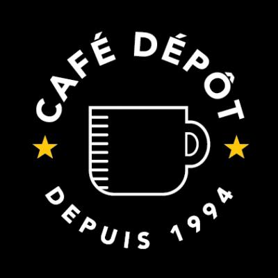 café dépot logo